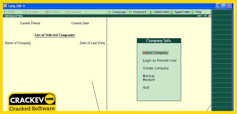 tally erp 9 free download full version software with crack