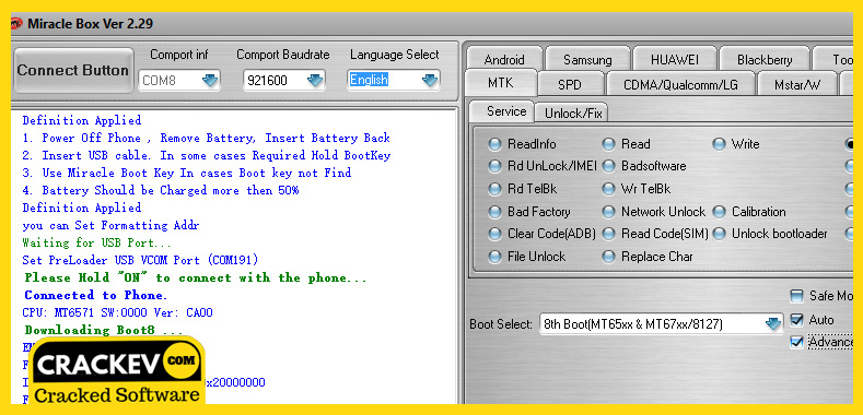 miracle box crack Lest setup free download