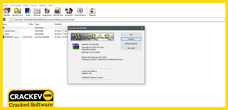 WinRar Crack/Key [32/64]Bit Full Version - PC, Windows | CrackEv