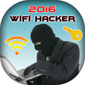Wifi Hacker 2016 simulated