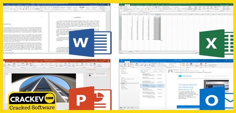Microsoft Office Crack [2007, 2010, 2013, 2017, 2019