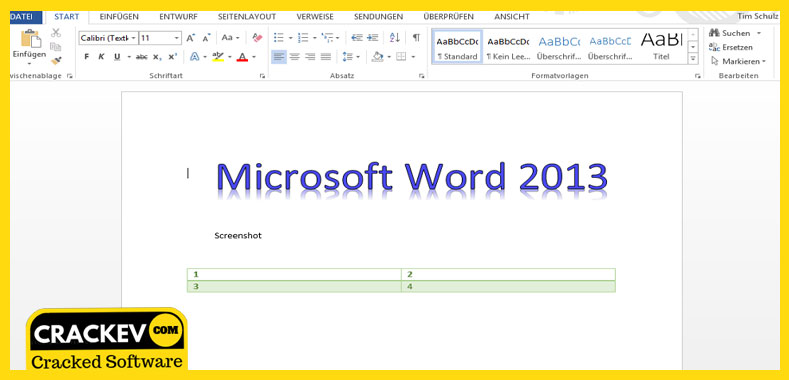 Microsoft Office Crack [2007, 2010, 2013, 2017, 2019