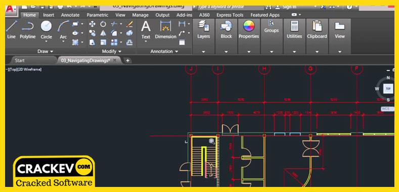 autocad 2017 crack free download