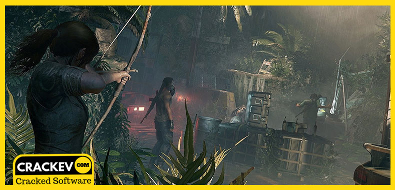 Shadow Of The Tomb Raider Crack [Cpy, 3dm + Codex] Download Here!