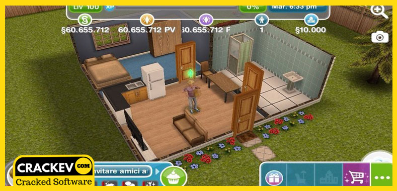 the sims freeplay apk + data mod full for android download