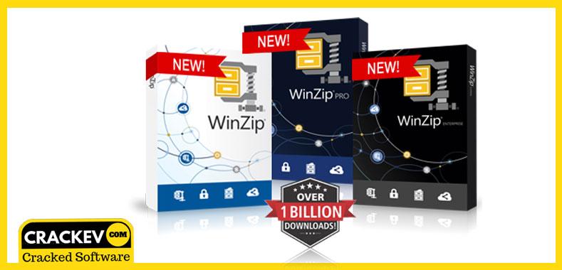 WinZip Crack [Activation Code/Registration] Full Version [32/64