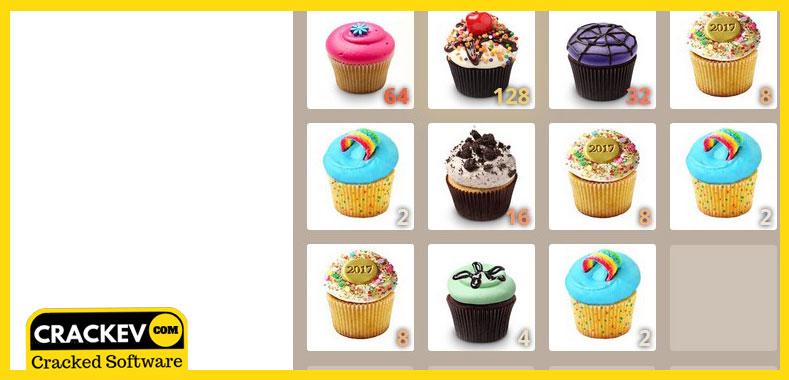 2048 cupcakes ai