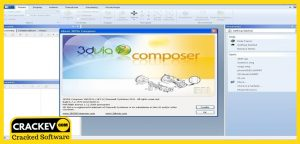 3DVIA Composer 6R2011_Icon