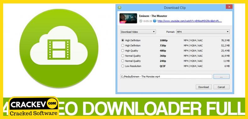 4k video downloader cracked mac