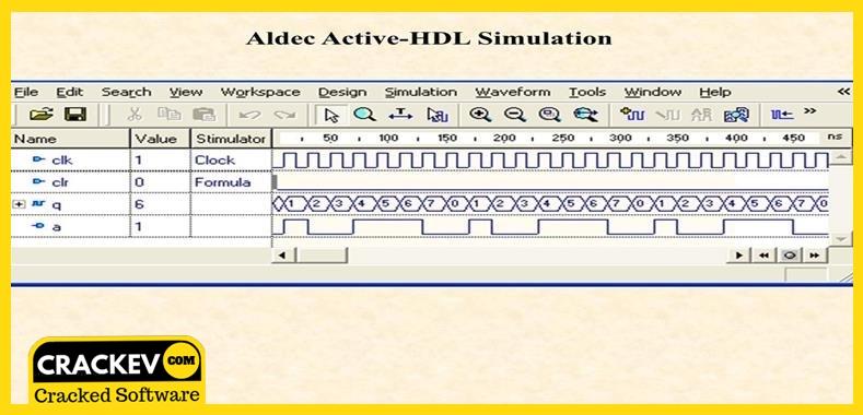 Aldec Active-HDL Crack