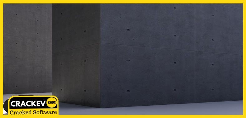 Arroway Textures Concrete Crack