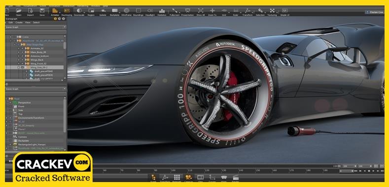 Autodesk VRED Professional 2021 Crack