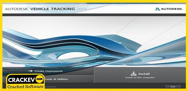 Autodesk Vehicle Tracking 2016 Crack
