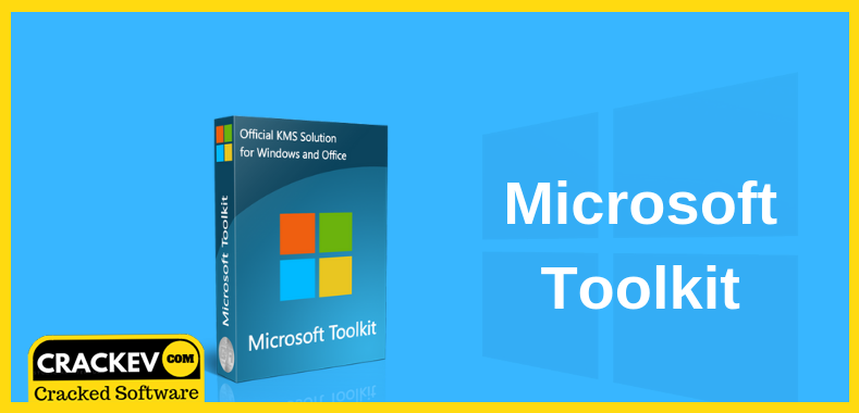 Microsoft Toolkit- Windows + Office