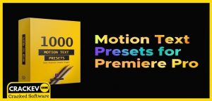 VideoHive Text Presets – Premiere Studio Plugin_Icon