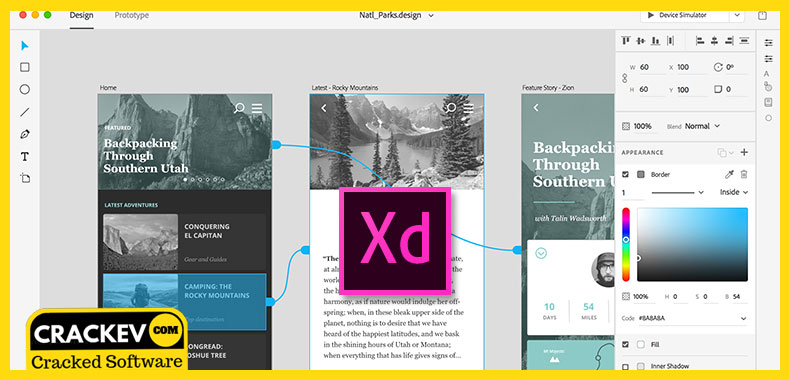 adobe xd cc free download with crack