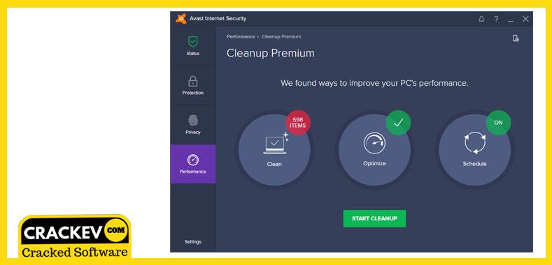 avast cleanup premium activation code 2019