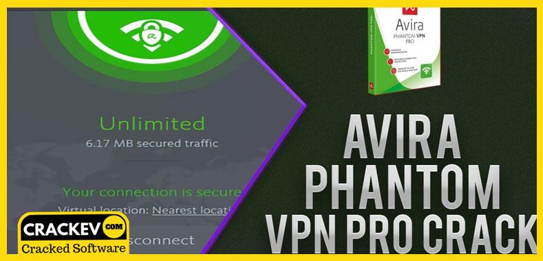 avira phantom vpn pro crack 2018