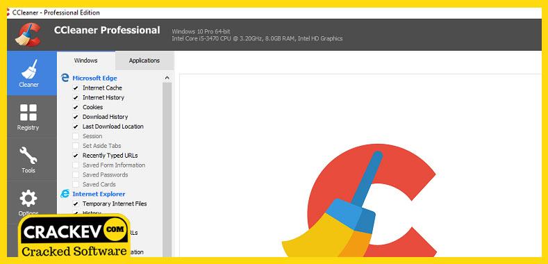 Ccleaner professional serial