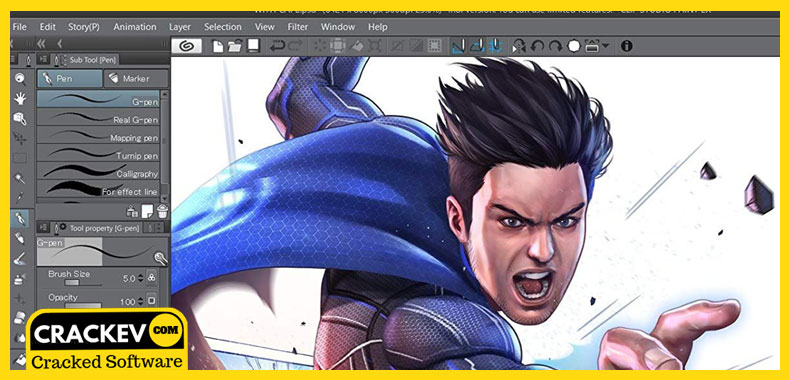 clip studio paint free download