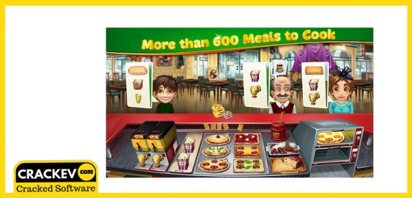 cooking fever mod apk hack