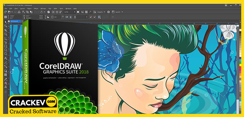 coreldraw 2018 crack free download