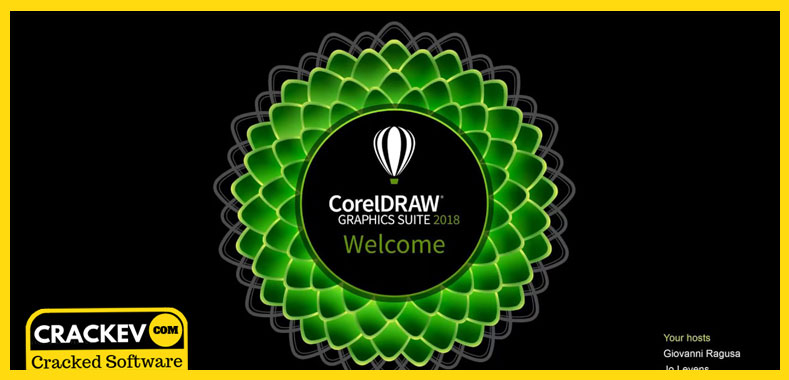 coreldraw 2018 crack only