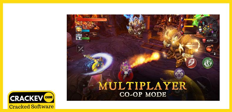 dungeon hunter 5 mod apk 2019