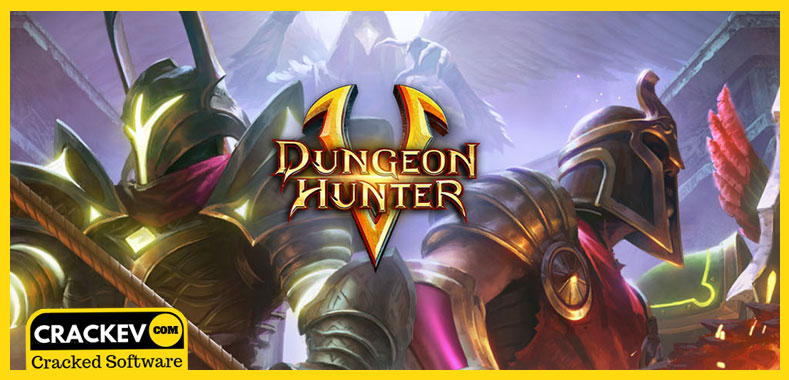 dungeon hunter 5 mod apk android 1