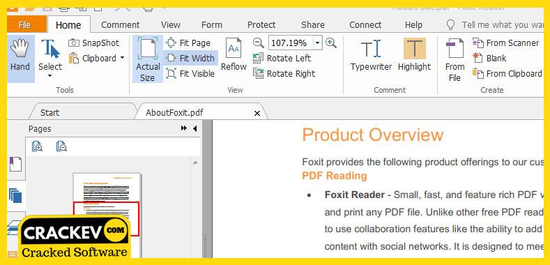 foxit pdf editor full