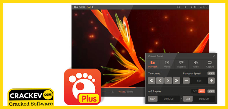 Download Free Gom Player Plus Crack [Patch+License key