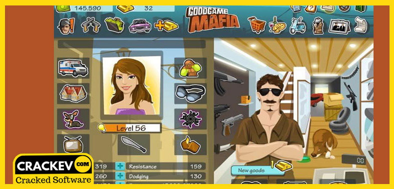 goodgame gangster private server