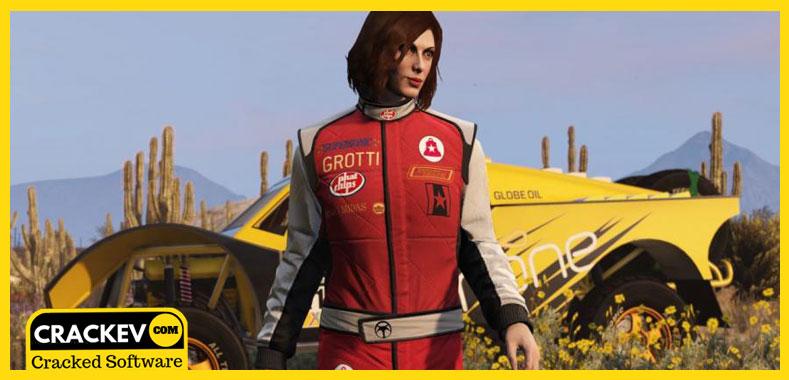 GTA 5 Crack [Game Fix] - Direct Download {3DM} (Latest