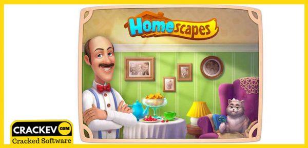 homescapes mod apk techylist