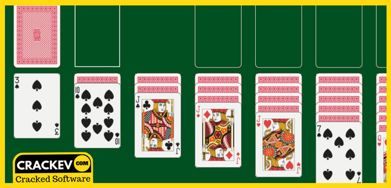 Klondike Solitaire PC Game Free Download [11 Mb] - 2019 | CrackEv
