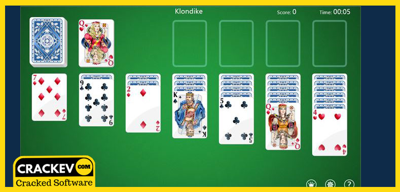 klondike solitaire turn 3