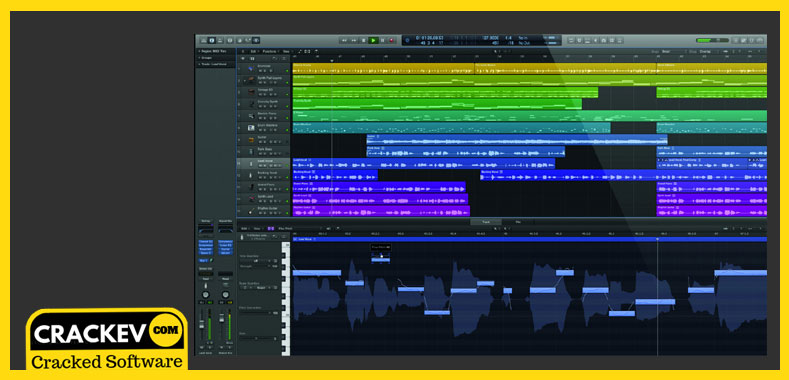 Logic Pro X Crack [Full Version] -PC/MAC -Direct Links | CrackEv