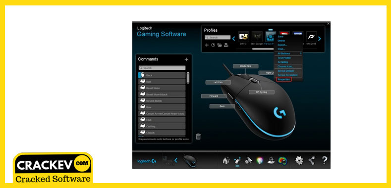 logitech gaming software vs g hub