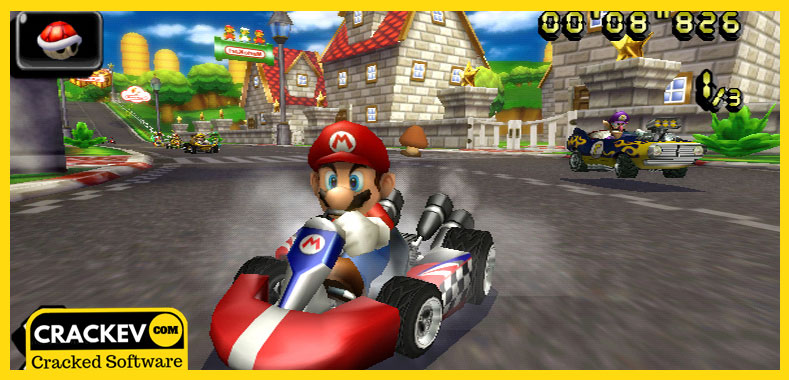 Mario Kart Wii iso Mega Download Direct Links [Here]! -2019 | CrackEv