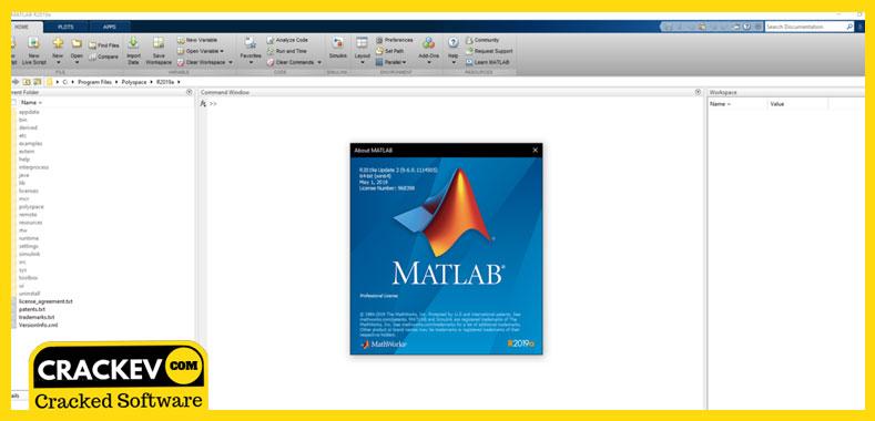 Matlab crack [2019a] Latest Version Download {Lifetime} | CrackEv