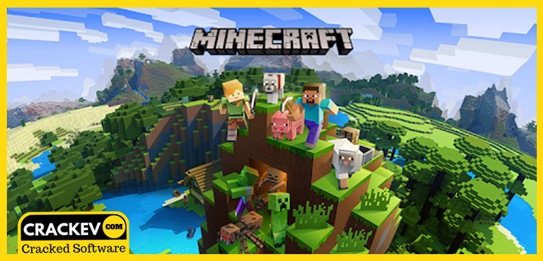 Minecraft Crack [Game Fix] for PC - Latest 2019 | Repacked