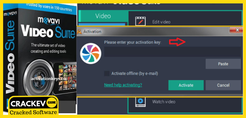 movavi activation key