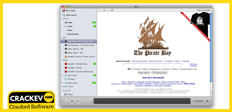 the pirates bay free download
