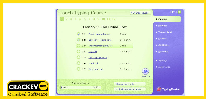 typing master download for pc