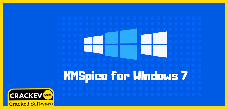 KMSpico A light wight Tool: Windows 7 Activator