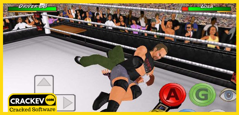 Wrestling Revolution 3d Mod Apk latest version 2k19