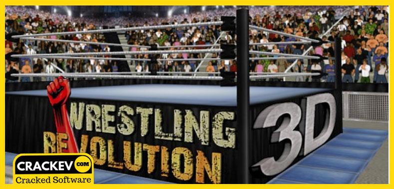 Wrestling Revolution 3d Mod Apk latest version 2k19 - {Android